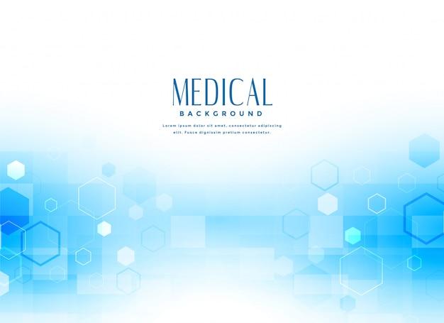 Fundo de papel de parede médico e de saúde