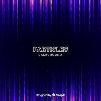Fundo de partículas