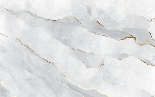 Fundo de pedra com traços de ouro