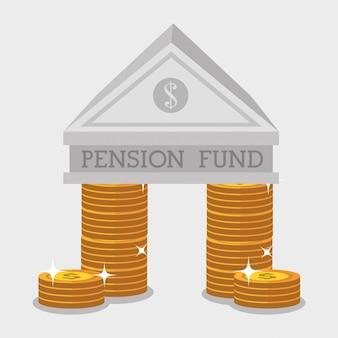 Fundo de pensão monetário