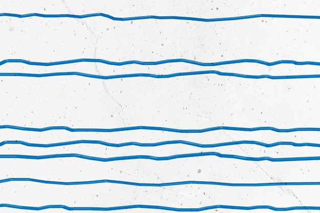 Fundo de pincel abstrato azul