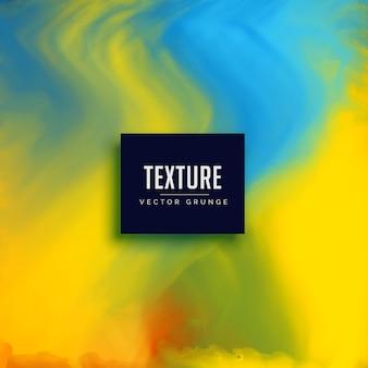 Fundo de pintura abstrata textura aquarela