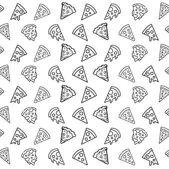 Fundo de pizza