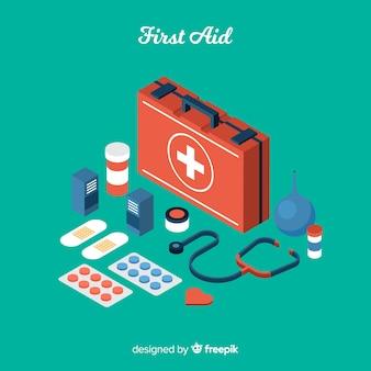 Fundo de primeiros socorros