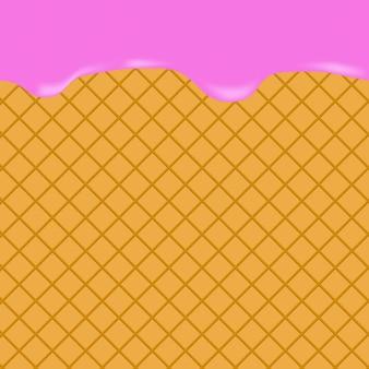 Fundo de sorvete