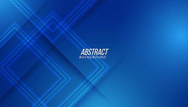 Fundo de tecnologia abstrato azul