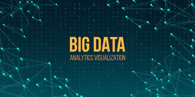 Fundo de tecnologia big data