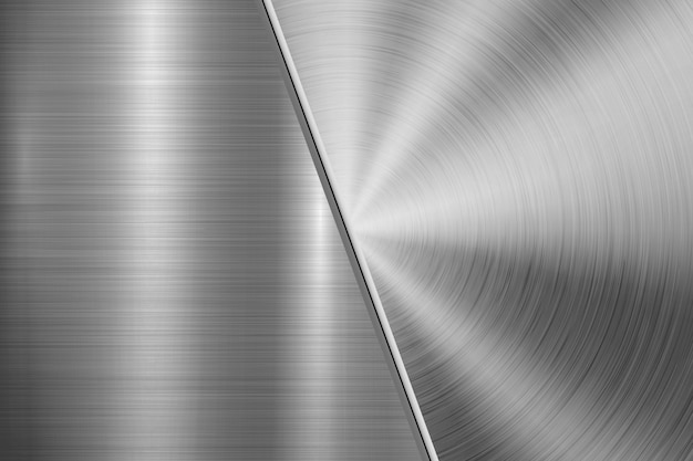 Fundo de tecnologia de metal