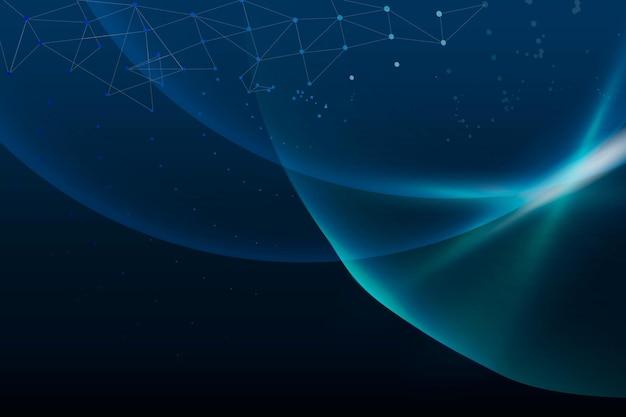 Fundo de tecnologia digital futurista