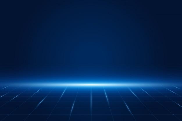 Fundo de tecnologia futurista, placa-mãe eletrônica, comunicação e conceito de engenharia