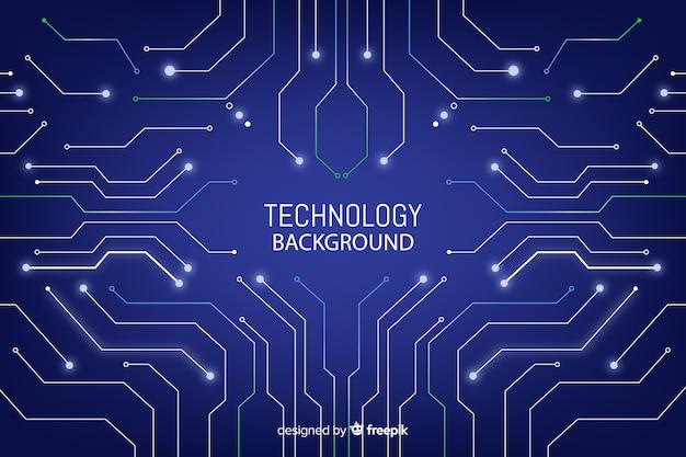 Fundo de tecnologia