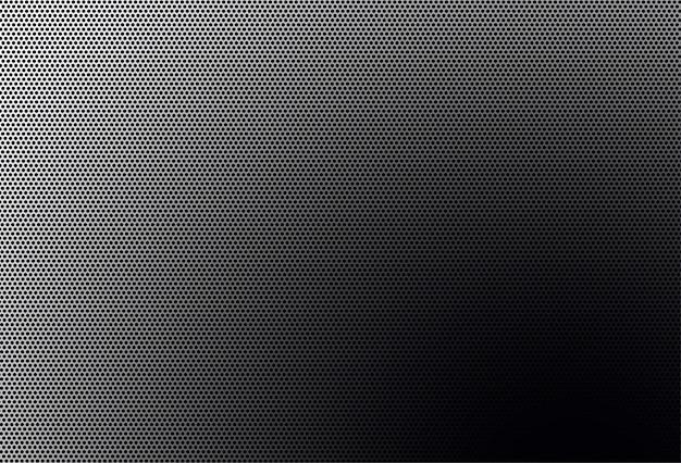Fundo de textura abstrata tecido preto escuro