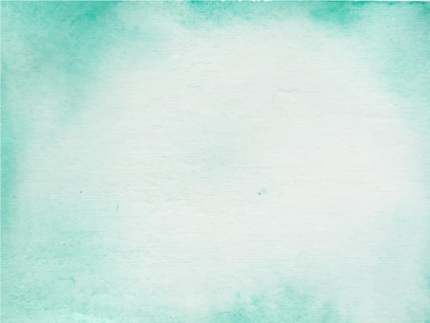 Fundo de textura aquarela abstrata verde.