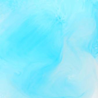 Fundo de textura aquarela azul brilhante