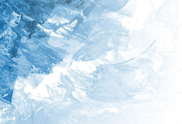 Fundo de textura aquarela azul elegante