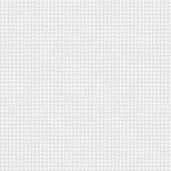 Fundo de textura branca com recessos ilustração vetorial