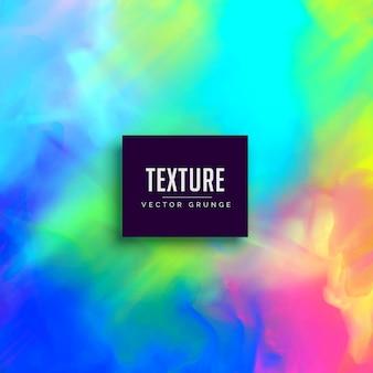 Fundo de textura colorida aquarela vibrante