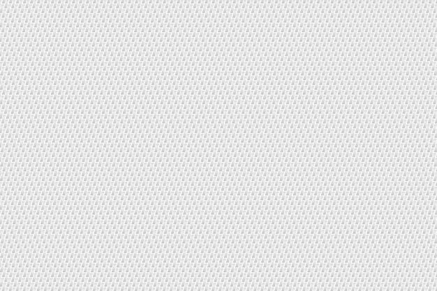 Fundo de textura de fibra de carbono branco. fundo abstrato