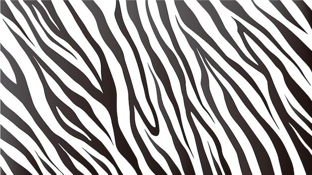 Fundo de textura de impressão de zebra