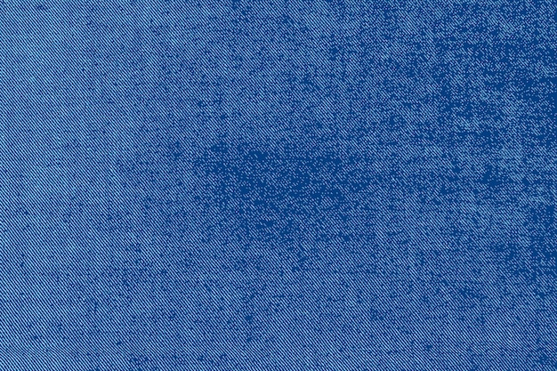 Fundo de textura de jeans jeans azul. fundo do vetor.