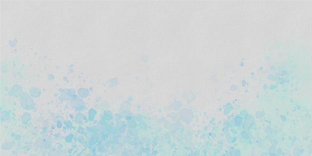 Fundo de textura de manchas de aquarela