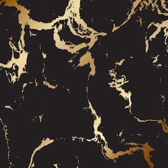 Fundo de textura de mármore dourado