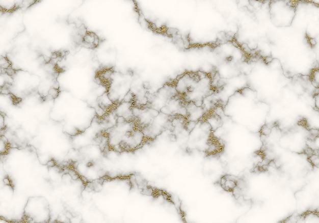 Fundo de textura de mármore dourado.
