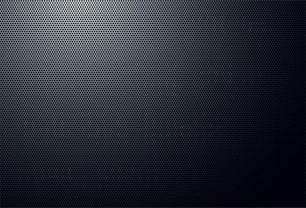 Fundo de textura de metal de tecido escuro