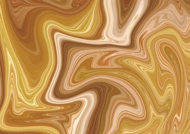 Fundo de textura de ouro líquido abstrato