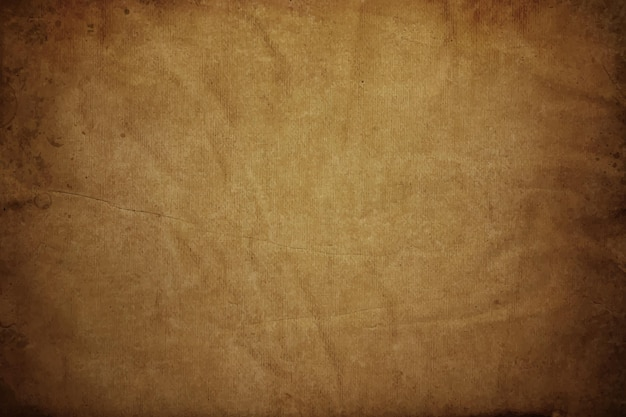 Fundo de textura de papel antigo realista