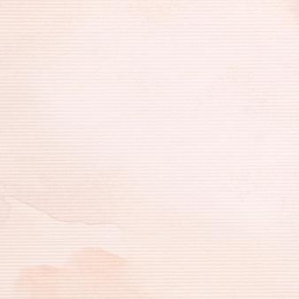 Fundo de textura de papel rosa aquarela vetor abstrato