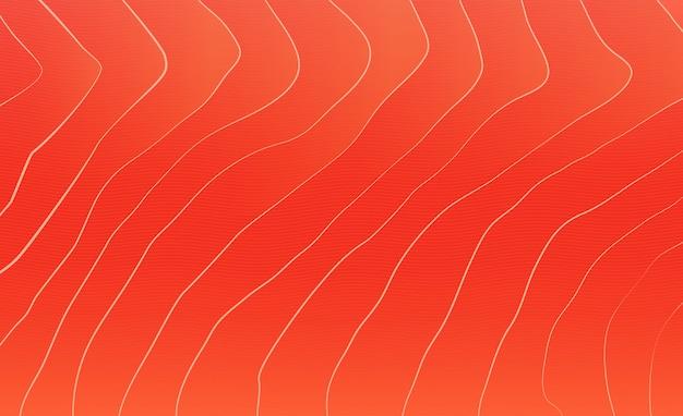 Fundo de textura de salmão vermelho
