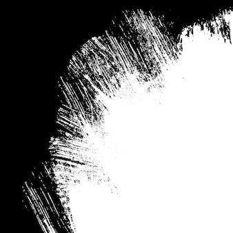 Fundo de textura de traço de tinta grunge