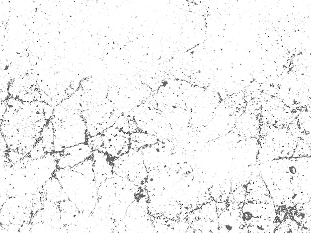 Fundo de textura de vetor abstrato monocromático grunge