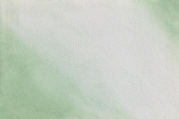 Fundo de textura macia aquarela verde claro