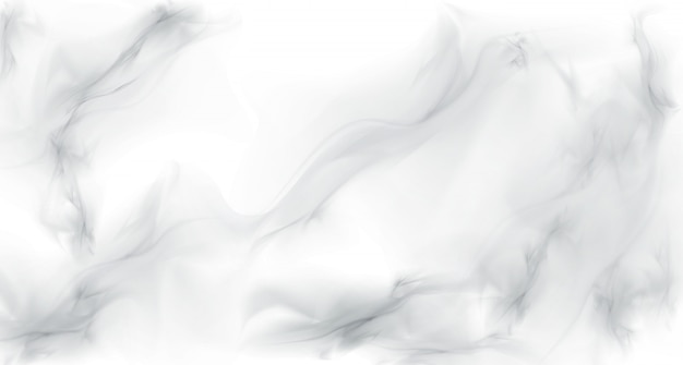 Fundo de textura realista em mármore cinza branco