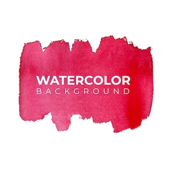 Fundo de textura rosa abstrato aquarela,