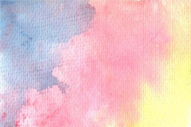 Fundo de textura simplesmente aquarela