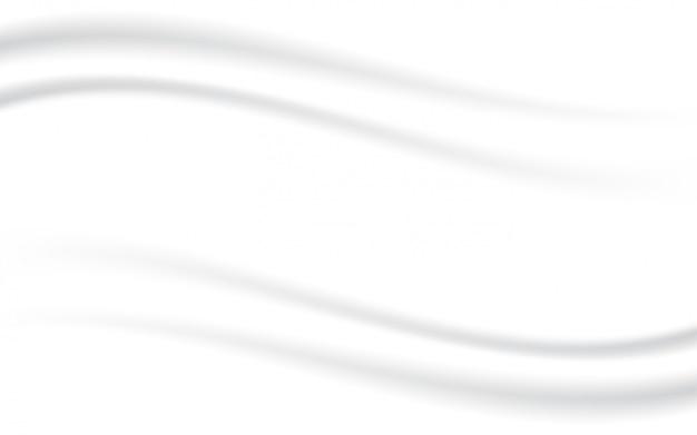 Fundo de textura suave de fundo de cetim branco de seda