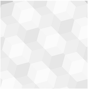 Fundo de tons de cinza em forma de hexágono