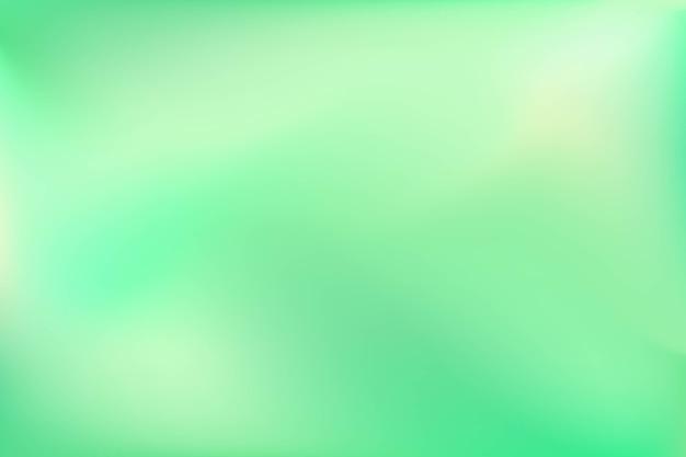 Fundo de tons de gradiente verde pálido