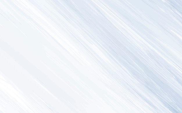 Fundo de traçado de pincel acrílico abstrato azul texturizado
