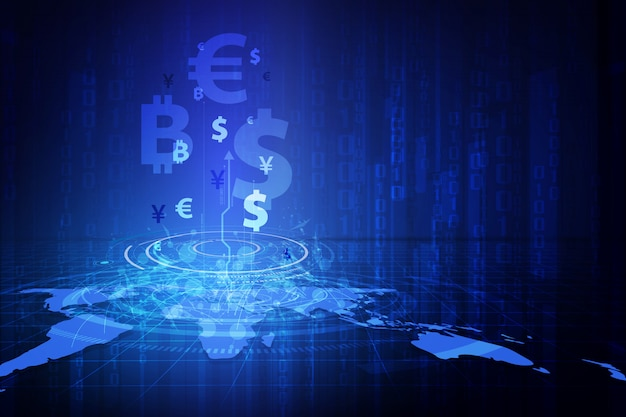 Fundo de transferência de dinheiro