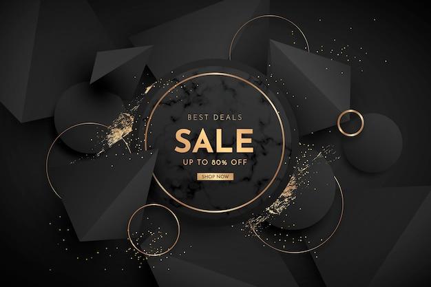 Fundo de venda de luxo