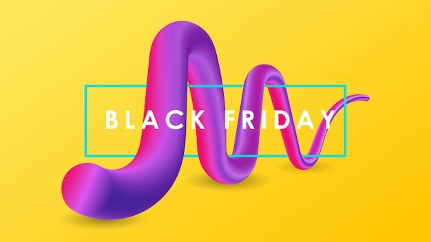 Fundo de vendas da black friday