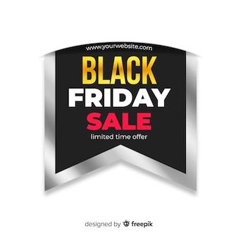 Fundo de vendas de sexta-feira negra abstrata
