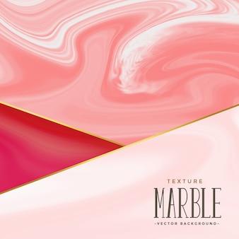 Fundo de vetor de textura de mármore elegante