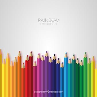 Fundo do arco-íris