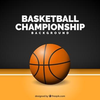 Fundo do basquetebol