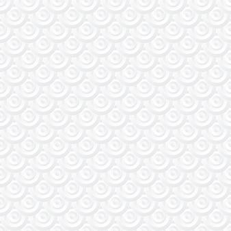 Fundo do círculo branco